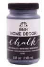 Folk Art Home Decor Chalk Paint Black